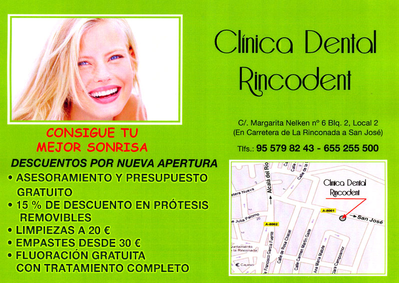 Clinica dental Rincodent